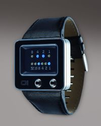 01 The One Watches | Black Tv Led Watch for Men | Lyst