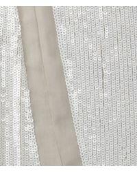 AllSaints White Prey Ls Dress