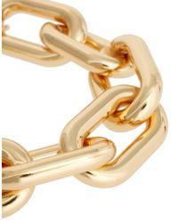 ASOS - Metallic Asos Chunky Link Chain Bracelet - Lyst