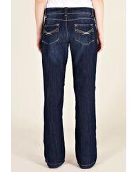Oasis Blue Garnet Jean