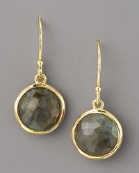 Ippolita | Metallic Labradorite Drop Earrings | Lyst