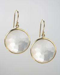 Ippolita - Metallic Large Lollipop Earrings - Lyst