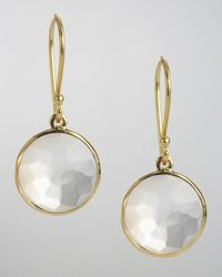 Ippolita - Metallic Mini Lollipop Earrings - Lyst
