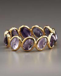 Paolo Costagli | Sapphire Ombre Ring Purple | Lyst
