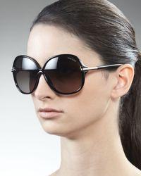 Tom Ford - Islay Sunglasses Black - Lyst