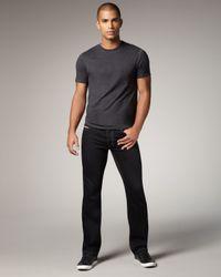 DIESEL | Black Safado Stretch 008y8 Jeans for Men | Lyst
