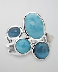 Ippolita | Metallic Wonderland Five-stone Ring | Lyst