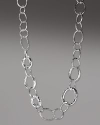 Ippolita - Metallic Bastille Necklace - Lyst