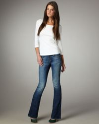 Joe's Jeans | Blue Honey Gabriella Boot-cut Jeans | Lyst