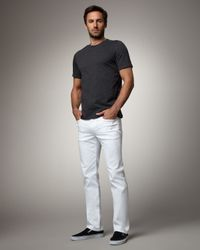 Joe's Jeans | Brixton Optic White Jeans for Men | Lyst