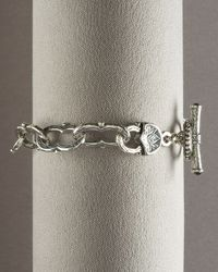 Konstantino | Metallic Figure-eight Bracelet | Lyst