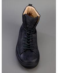 Damir Doma Black Finto Boot for men