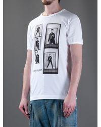 Dolce & Gabbana White Tshirt for men