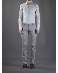 Dondup Gray Spiritissimo Trouser for men