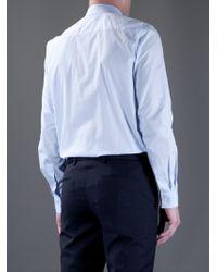 Givenchy Blue Celeste Shirt for men