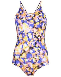 Rodebjer Multicolor Petite Swimsuit