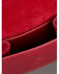 Acne Studios Red Laurie Bag