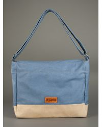 Ally Capellino Blue Dexy Donkey Shopper for men