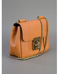 Chloé Brown Elise Bag