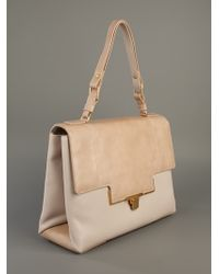 Lanvin Natural Miss Sartorial Bag