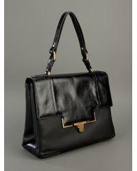 Lanvin Black Miss Sartorial Bag
