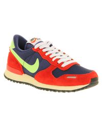 Nike Multicolor Air Vortex Vintage Bluredyelsil for men