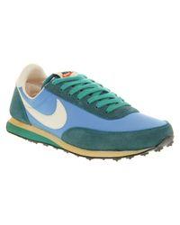 Nike Blue Elite Vintage Coast Blugreen for men