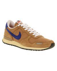 Nike Air Vortex Vintage Shale Brownwht for men