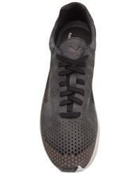 PUMA Black Haast Sneaker for men