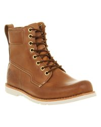 Timberland Brown Earth Keeper 6 Inch Tan Leather for men