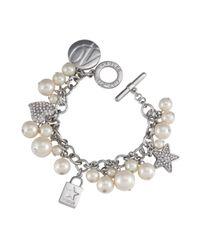 Carolee - Metallic Macys Charm Bracelet - Lyst