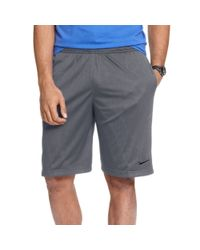 Nike | Gray Drifit Monster Mesh Shorts for Men | Lyst