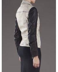 Balmain Black Denim Jacket
