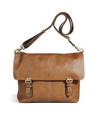 Mulberry   Brown Barnaby Messenger Bag for Men   Lyst