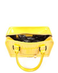 Ted Baker Yellow Woody Bag