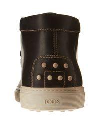 Tod's Brown Norvegese Sport Cassetta Chukka Boot for men