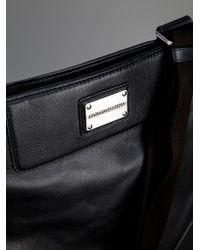 Dolce & Gabbana Black Classic Shoulder Bag for men