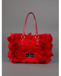Valentino Red Rose Bag