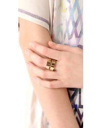 Vita Fede Metallic Tooth Ring