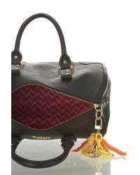 TOPSHOP Black Megan Bag By Pauls Boutique