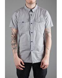 Fly 53 Gray Fly53 Keller Shirt for men