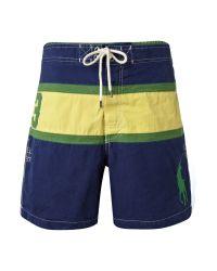 Polo Ralph Lauren Blue Sport Swim Short for men