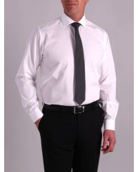 Racing Green Gray Charcoal and White Pindot Tie for men