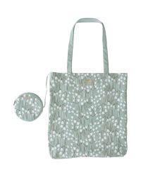 Radley Blue Bridewell Nylon Foldaway Tote Bag