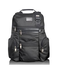 Tumi | Black Alpha Bravo Knox Backpack for Men | Lyst
