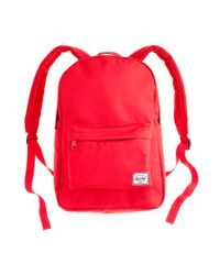 Herschel Supply Co. Red Herschel Supply Company Classic Backpack