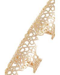 Repossi - Pink Maure Twin 18karat Rose Gold Ring - Lyst