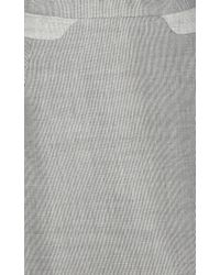 Karen Millen Gray Fashion Tailored Suit Skirt