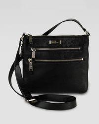 Cole Haan | Black Village Sheila Crossbody Bag | Lyst
