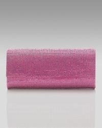Judith Leiber | Pink Ritz Fizz Clutch | Lyst